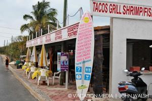 Getting around Isla Mujeres