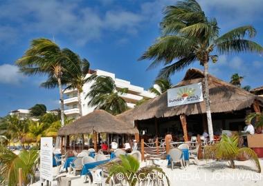Sunset Grill, Isla Mujeres