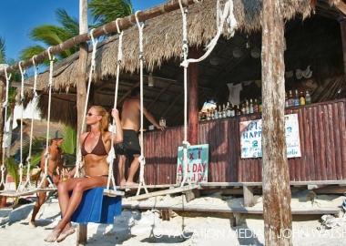Isla Mujeres is a safe destination