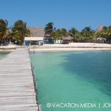 Playa Lancheros Isla Mujeres MX